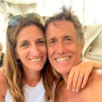 Cathy et Gerard vos hôtes de la villa en location saisonnière proche de Montpellier dans l'Hérault