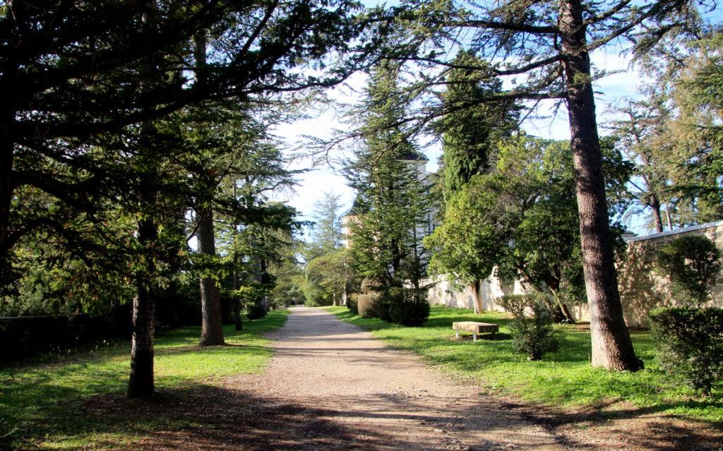 Visite château de Restinclières location villa gite Prades le lez séjour tout confort famille location saisonnière maison vacances