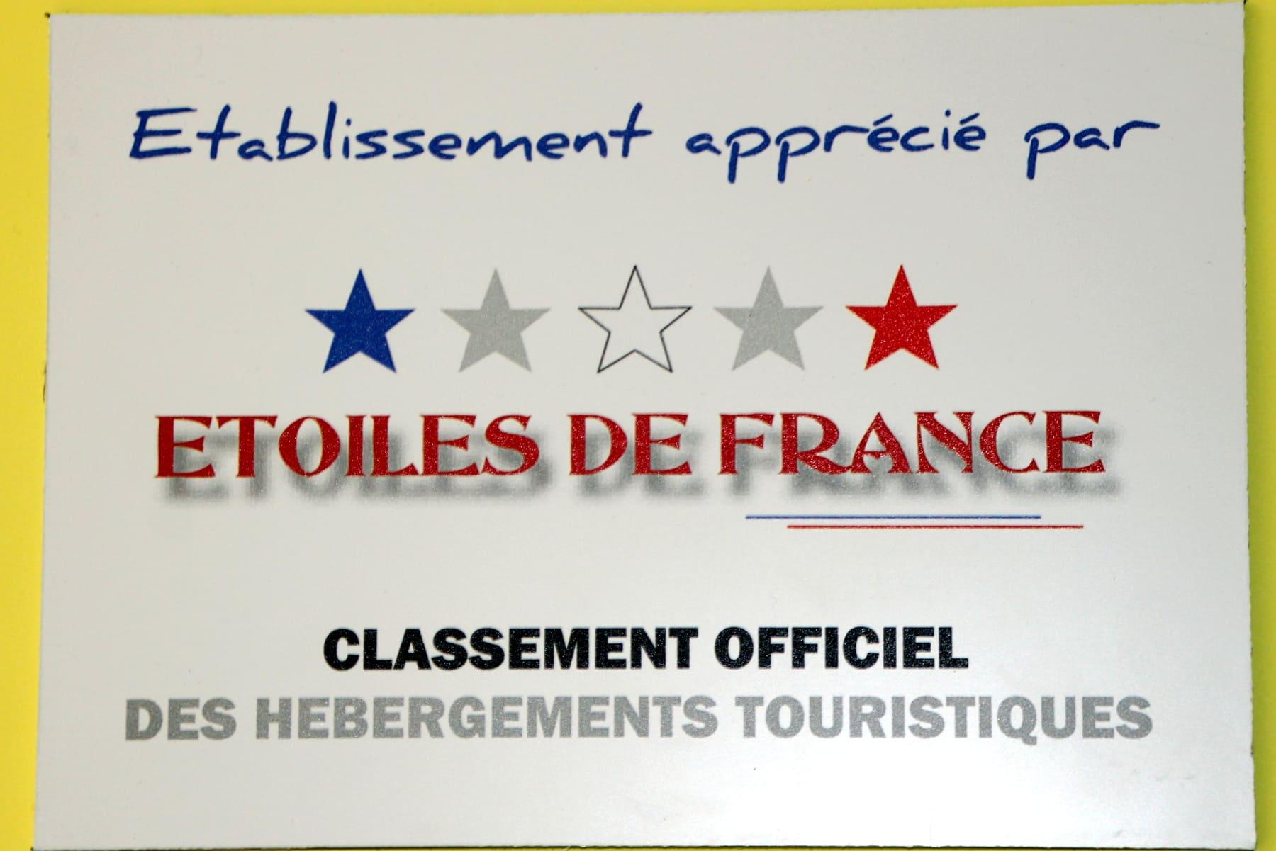 classification 4 Etoiles établissement touristique location saisonnière villa de standing Montpellier